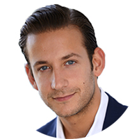 James Harris, Star of Bravo's Million Dollar Listing Los Angeles